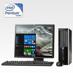 HP Elite Pro 6000 Desktop, Pentium, 4GB RAM DDR3, 250GB HDD