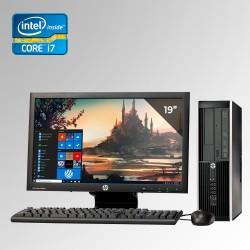 HP Elite Pro 6200 Desktop Core i7 2da. Gen. 16GB RAM DDR3, 500GB HDD