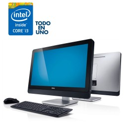 Dell Optiplex 9020 Todo En Uno Core i3 4ta. Gen. 4GB RAM, 500GB HDD, Pantalla 23""