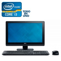 Dell Optiplex 3011 Todo En Uno Core i3 3ra. Gen. 4GB RAM, 500GB HDD, Pantalla 20""