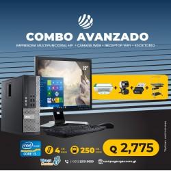 Combo Avanzado 1 - Dell Optiplex 790 Slim Core i5 2da. Gen. 4GB RAM DDR3, 250GB HDD