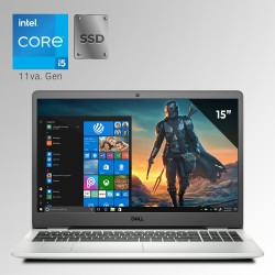 "Dell Inspiron 3501 Core i5 11va. Gen. Pantalla 15"", 8GB RAM, 256GB SSD"