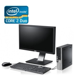 Dell Optiplex 780 Ultra Slim Core 2 Duo, 2GB RAM DDR3, 120GB SSD