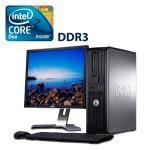 Dell Optiplex 380/780 Desktop Core 2 Duo, 2GB RAM DDR3, 250GB HDD