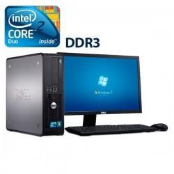 Dell Optiplex 380 Slim Core 2 Duo, 4GB RAM DDR3, 160GB HDD
