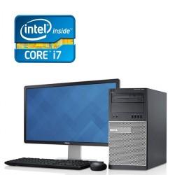 Dell Optiplex 3010/7010 Mini Torre Core i7, 8GB RAM, 500GB HDD