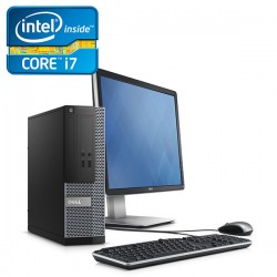 Dell Optiplex 390 Slim Core i7, 4GB RAM DDR3, 500GB HDD