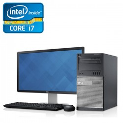 Dell Optiplex 790 Mini Torre Core i7, 4GB RAM DDR3, 500GB HDD