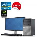Dell Optiplex 790 Torre Core i7, 8GB RAM, 500GB HDD, 1GB Video Nvidia