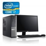 Dell Optiplex 390/790 Slim Core i7, 8GB RAM, 500GB HDD
