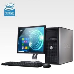 Dell Optiplex 745 Torre, Dual Core, 2GB RAM DDR2, 160GB HDD