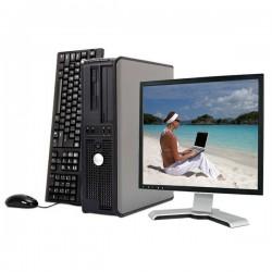 Dell Optiplex 360 Desktop, Core 2 Duo, 2GB RAM, 160GB HDD