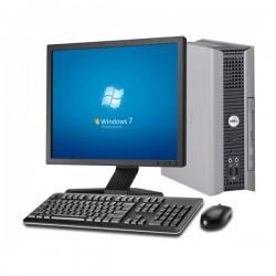 Dell Optiplex 745/760 Ultra Slim Core 2 Duo, 2GB RAM, 80GB HDD