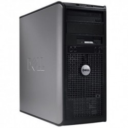 Dell Optiplex 755 Torre Dual Core, 2GB RAM, 80GB HDD