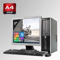 HP Compaq Pro 6305 Desktop AMD A4, 4GB RAM DDR3, 500GB HDD