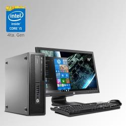HP ProDesk 600 G1 Desktop Core i5 4ta. Gen. 8GB RAM DDR3, 500GB HDD