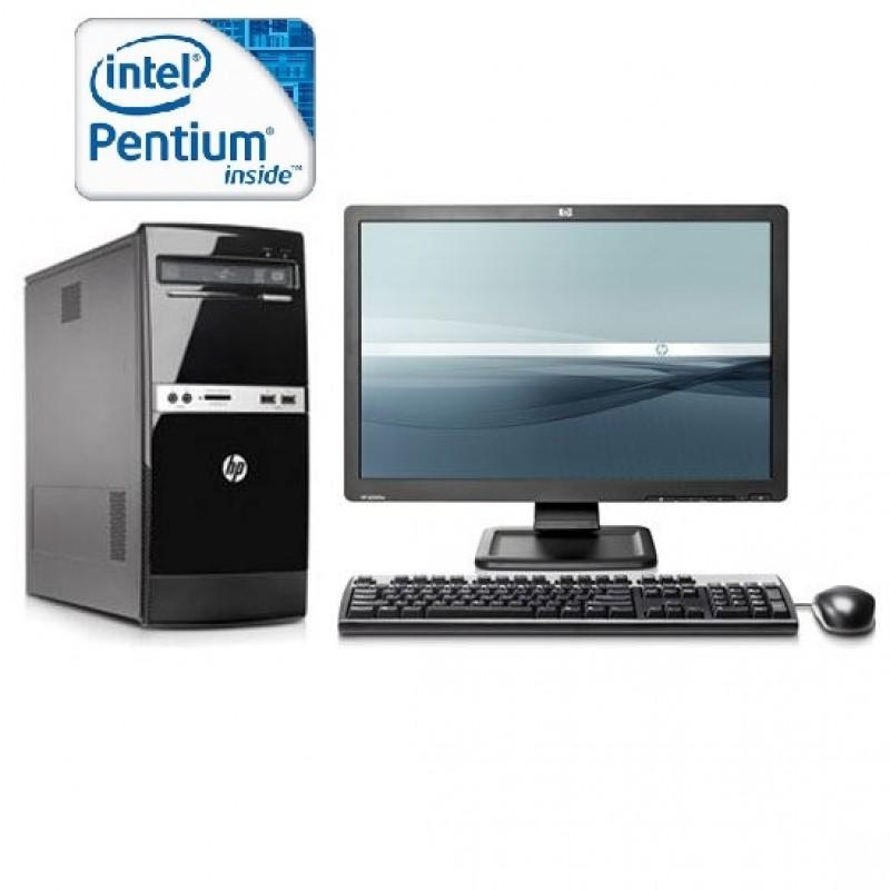 HP 500B Mini Torre Dual Core, 4GB RAM, 250GB HDD