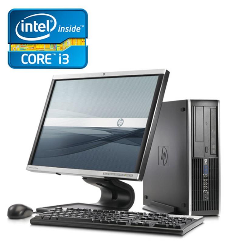 HP Elite Pro 6200/8200 Desktop Core i3, 4GB RAM DDR3, 250GB HDD