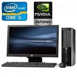 HP Elite Pro 6300 Desktop Core i5, 8GB RAM, 2GB Video NVidia