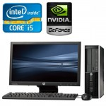 HP Elite Pro 6200/8200 Desktop Core i5, 8GB RAM DDR3, 500GB HDD, 1GB Video Nvidia