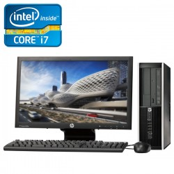 HP Elite Pro 6200 Desktop Core i7 2da. Gen. 8GB RAM DDR3, 500GB HDD
