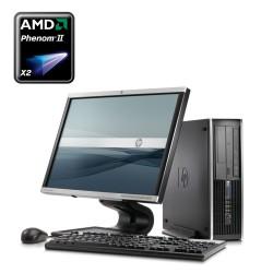 HP Compaq 6005 Pro Desktop Phenom II X2, 4GB RAM DDR3, 250GB HDD