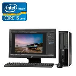 HP Elite Pro 6200 Desktop Core i5 2da. Gen. 8GB RAM DDR3, 240GB SSD
