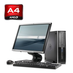 HP 6305 Desktop AMD A4, 4GB RAM DDR3, 250GB HDD