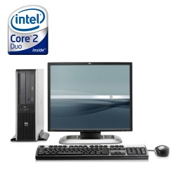 HP DC7900 Desktop Core 2 Duo, 4GB RAM, 250GB HDD