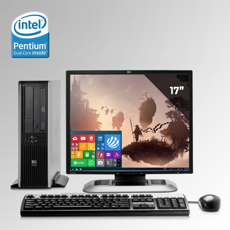 HP DC7800 Desktop, Dual Core, 2GB RAM DDR2, 160GB HDD