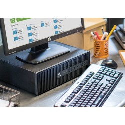 HP ProDesk 400 Slim Core i5 6ta. Gen, 8GB RAM DDR4, 500GB Disco Duro