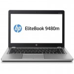 "HP Elitebook Folio 9480M Core i5, 14"", 8GB RAM, 180GB SSD"