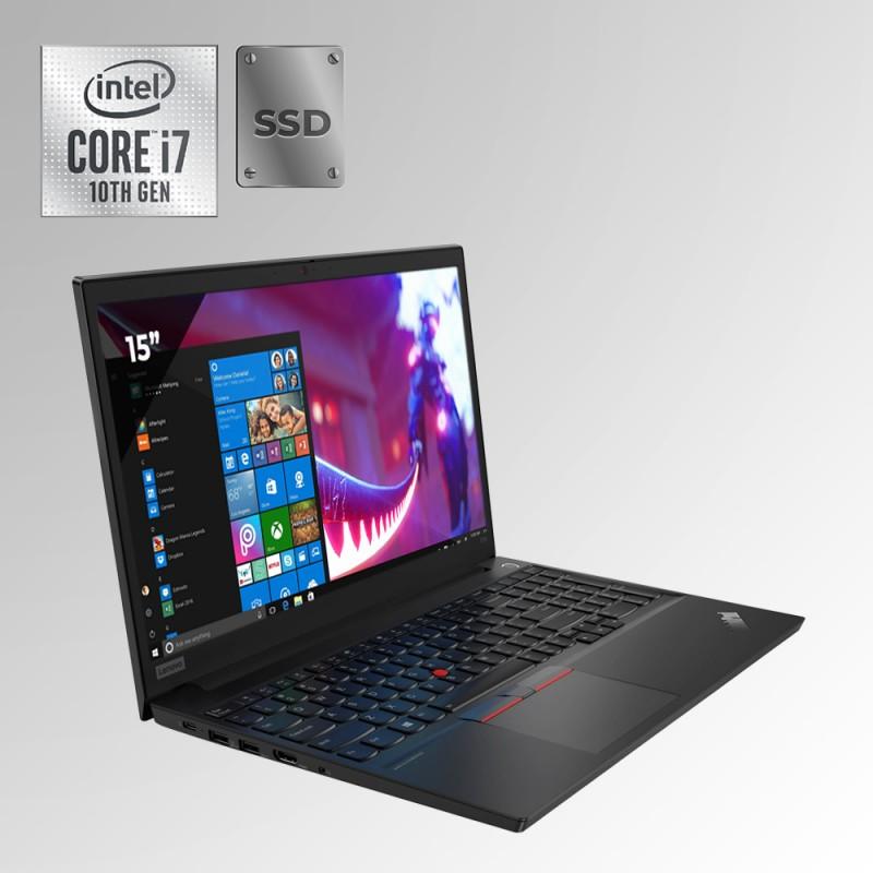 "Lenovo ThinkPad E15 Ci7 10ma. Gen. Pantalla 15"", 8GB RAM, 512GB SSD"