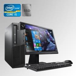 Lenovo M92 Desktop Core i5 3ra. Gen. 4GB RAM DDR3, 240GB SSD
