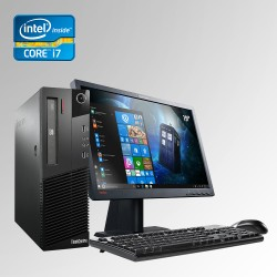 Lenovo M82 Desktop Core i7 3ra. Gen. 8GB RAM DDR3, 500GB HDD