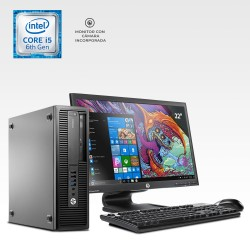 HP Prodesk 600 G2 Desktop Core i5 6ta. Gen.  8GB RAM DDR4, 1TB HDD