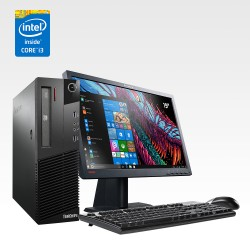Lenovo M73P Desktop Core i3 4ta. Gen. 8GB RAM DDR3, 500GB HDD