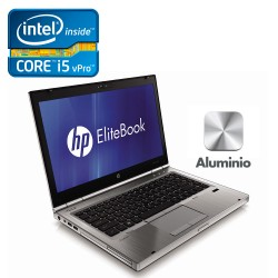 "HP Elitebook 2570P Core i5 3ra. Gen. Pantalla 12"", 4GB RAM, 500GB HDD"