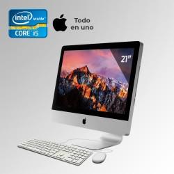 """iMac Mid Core i5 2da. Gen. Pantalla 21"""", 8GB RAM DDR3, 500GB HDD"""