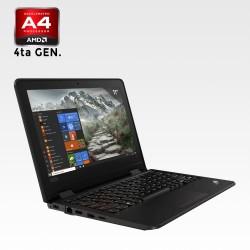 "Lenovo ThinkPad 11E, AMD A4 4ta. Gen. Pantalla 11"", 4GB RAM, 500GB HDD"